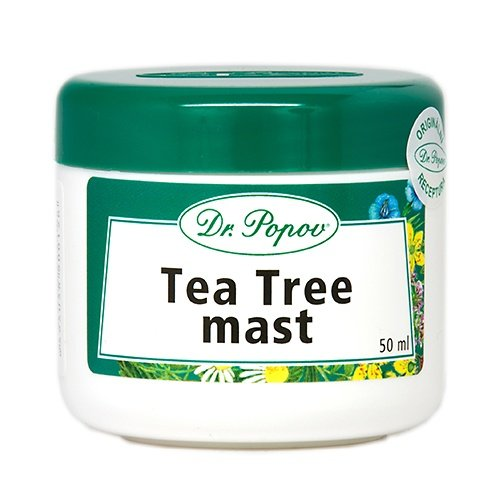 Tea Tree mast 50 ml